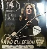 45-128 S.I.T. DE545128XL David Ellefson Signature Set 5-string Extra Long