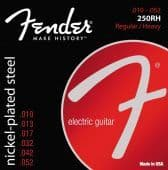 10-52 Fender 250RH Nickel-Plated Steel Regukar/Heavy