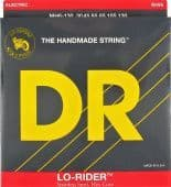 30-130 DR MH6-130 Lo-Rider Stainless Steel / Hex Core 6-String