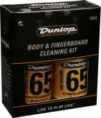 Dunlop 6503 Body & Fingerboard Cleaning Kit