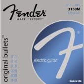 11-49 Fender 3150M Original Bullets Pure Nickel Medium