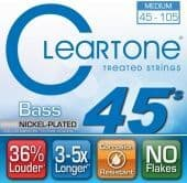 45-105 Cleartone 6445 Nickel Plated Medium
