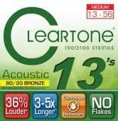 13-56 Cleartone 7613 80/20 Bronze Medium