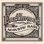 45-95 Ernie Ball 2070 Earthwood Phosphor Bronze