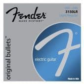 09-46 Fender 3150LR Original Bullets Pure Nickel Light/Regular