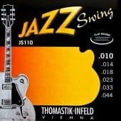10-44 Thomastik-Infeld JS110 Jazz Swing Flat Wound