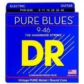 09-46 DR PHR-9/46 Pure Blues Vintage Pure Nickel/Round Core