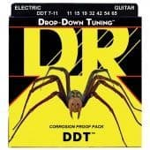 11-65 DR DDT7-11 Drop-Down Tuning 7 String
