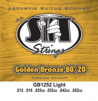 12-52 S.I.T. GB1252 Golden Bronze 80/20 Light