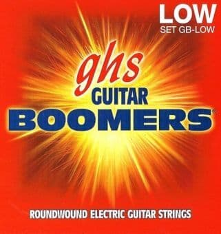11-53 GHS Boomers GB-Low Roundwound