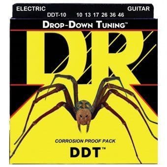 10-46 DR DDT-10 Drop-Down Tuning