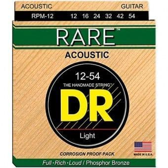 12-54 DR RPM-12 Rare Phosphor Bronze Light