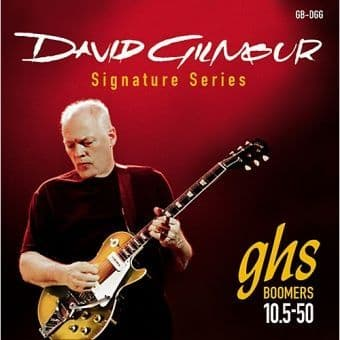 10.5-50 GHS Boomers David Gilmour Signature Series GB-DGG