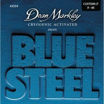 09-46 Dean Markley Blue Steel 2554 Custom LT
