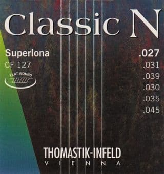 27-45 Thomastik CF127 Classic N Superlona Flat Wound