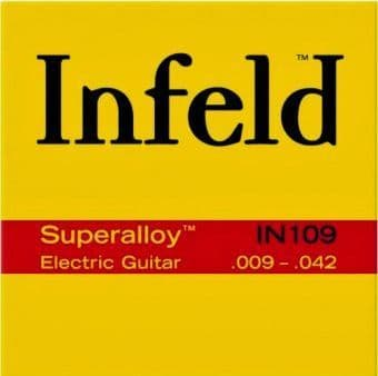 09-42 Thomastik-Infeld IN109 Superalloy