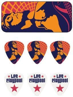 0.94 mm Dunlop LCPPT02H Les Claypool 6 pcs