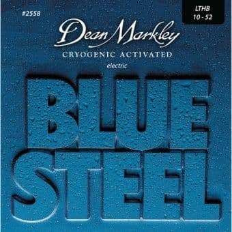 10-52 Dean Markley Blue Steel 2558 LTHB