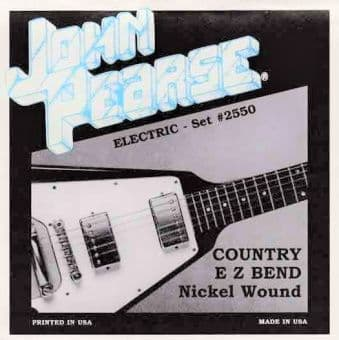 10-52 John Pearse 2550 Nickel Wound Country EZ Bend