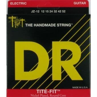 12-52 DR JZ-12 TITE-FIT Nickel/Round Core