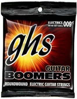 10-46 GHS Boomers GBL Roundwound