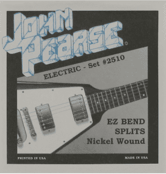 10-52 John Pearse 2510 Nickel Wound EZ Bend Splits