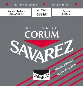 25-42 Savarez 500AR Alliance Corum Normal Tension