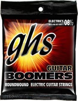08.5-40 GHS Boomers GB8,5 Roundwound