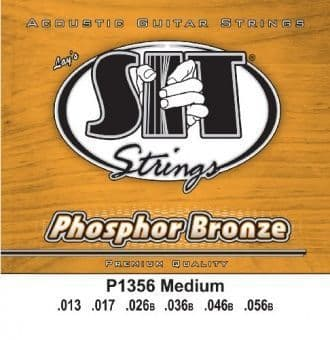 13-56 S.I.T. P1356 Phosphor Bronze Extra Medium