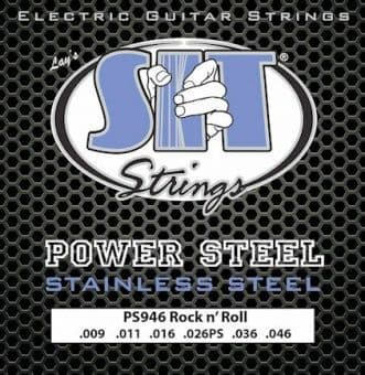 09-46 S.I.T. PS946 Power Steel Stainless Steel Rock'n Roll
